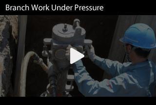 Branch Work Under Pressure