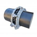 耐震型二重防護金具鋳鉄管用