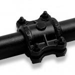漏水補修バンド 鋳鉄管用